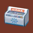 森 ケース ポケ アイス