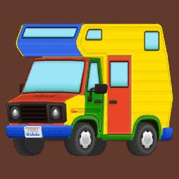 ポケ森 カラフル トイ キャンピングカーの入手方法 ポケ森攻略ガイド