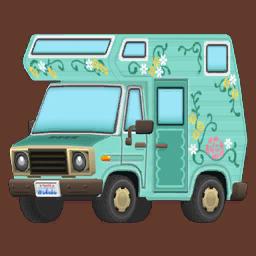 ポケ森 ガーデンミント キャンピングカーの入手方法 ポケ森攻略ガイド