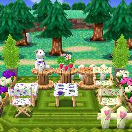 森 お花 家具 あつ
