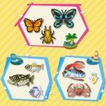 【ポケ森】虫・魚の出現早見表!入れ替えで追加された生き物といなくなった生き物一覧まとめ