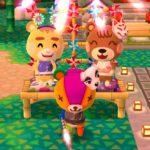【ポケ森】花火大会が話題!みんなの楽しい花火レイアウト写真