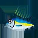 【ポケ森】カジキの効率のいい釣り方と再出現させて釣る方法