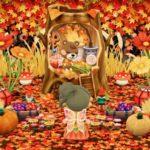 【ポケ森】メープルと秋のおくりものレイアウトがかわいくて癒される♪みんなの写真をご紹介!
