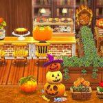 【ポケ森】「ハロウィンカフェ」のレイアウトがおしゃれすぎ♪みんなのカフェ写真をご紹介!