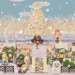 【ポケ森】クリスマス風のキャンプ場・コテージレイアウトまとめ