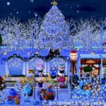 クリスマスマーケットが楽しい!クリスマスマーケット風キャンプ場の作り方