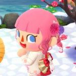 【ポケ森】花飾り付き三つ編みの髪型がかわいいと大人気!みんなの口コミ|きものコレクション2020