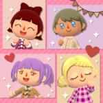【ポケ森】ラブリーアレンジの髪型がおしゃれ女子に大人気♡みんなの口コミ