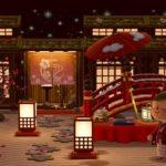 【ポケ森】露天風呂・温泉旅館風の美しすぎるみんなのレイアウトまとめ