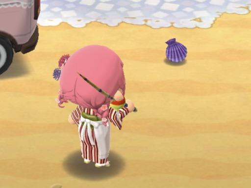 あつ森 貝殻 復活しない