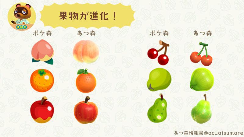森 果物 個 あつ 10
