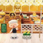 【ポケ森】メルティハニーのレイアウトがかわいい!ハチミツカフェやはちみつ工房も♪