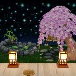 【ポケ森】タクミの挑戦状「夜桜」の正解家具と代用家具一覧|ハッピーホームアカデミーイベントレッスン